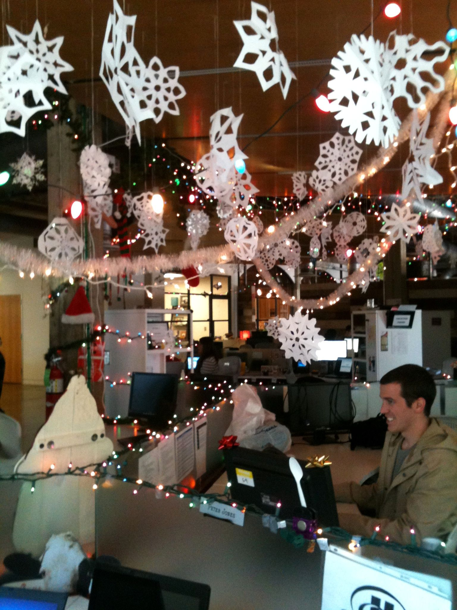 office xmas decoration ideas. awesome ideas for office christmas decoration - happy halloween day xmas m