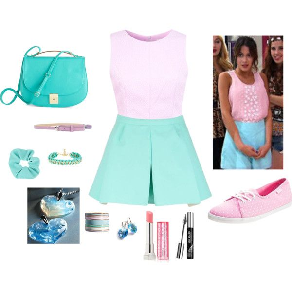 Violetta 3 By Laska800 On Polyvore Featuring Mode Miss