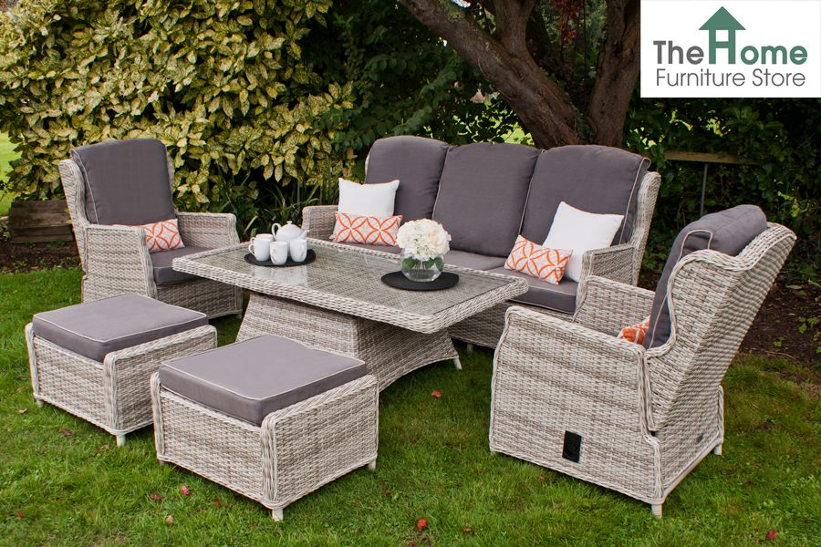 Pin By The Home Furniture Store On Great Rattan Garden Furniture
