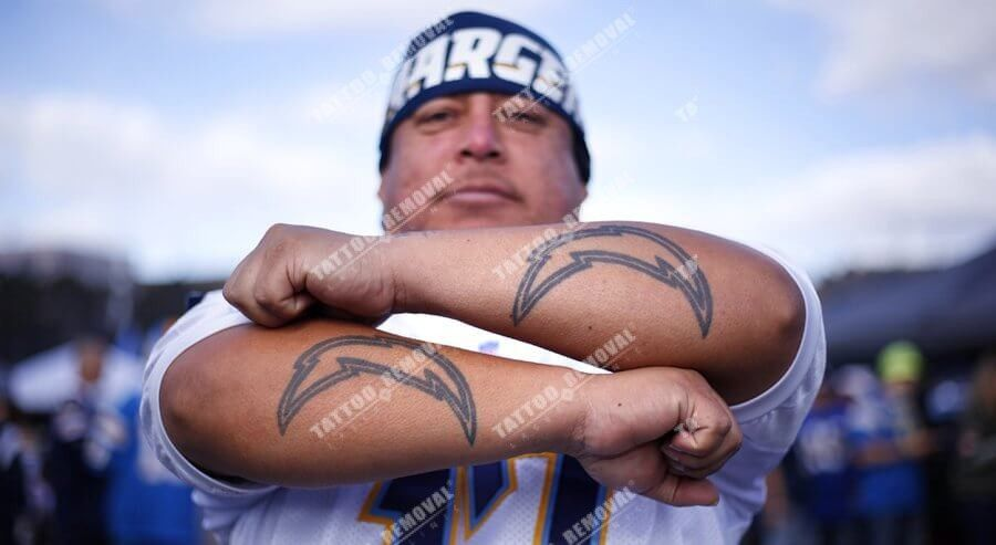 Charger Fans' Tattoos May Outlast The Team - Tattoo ...