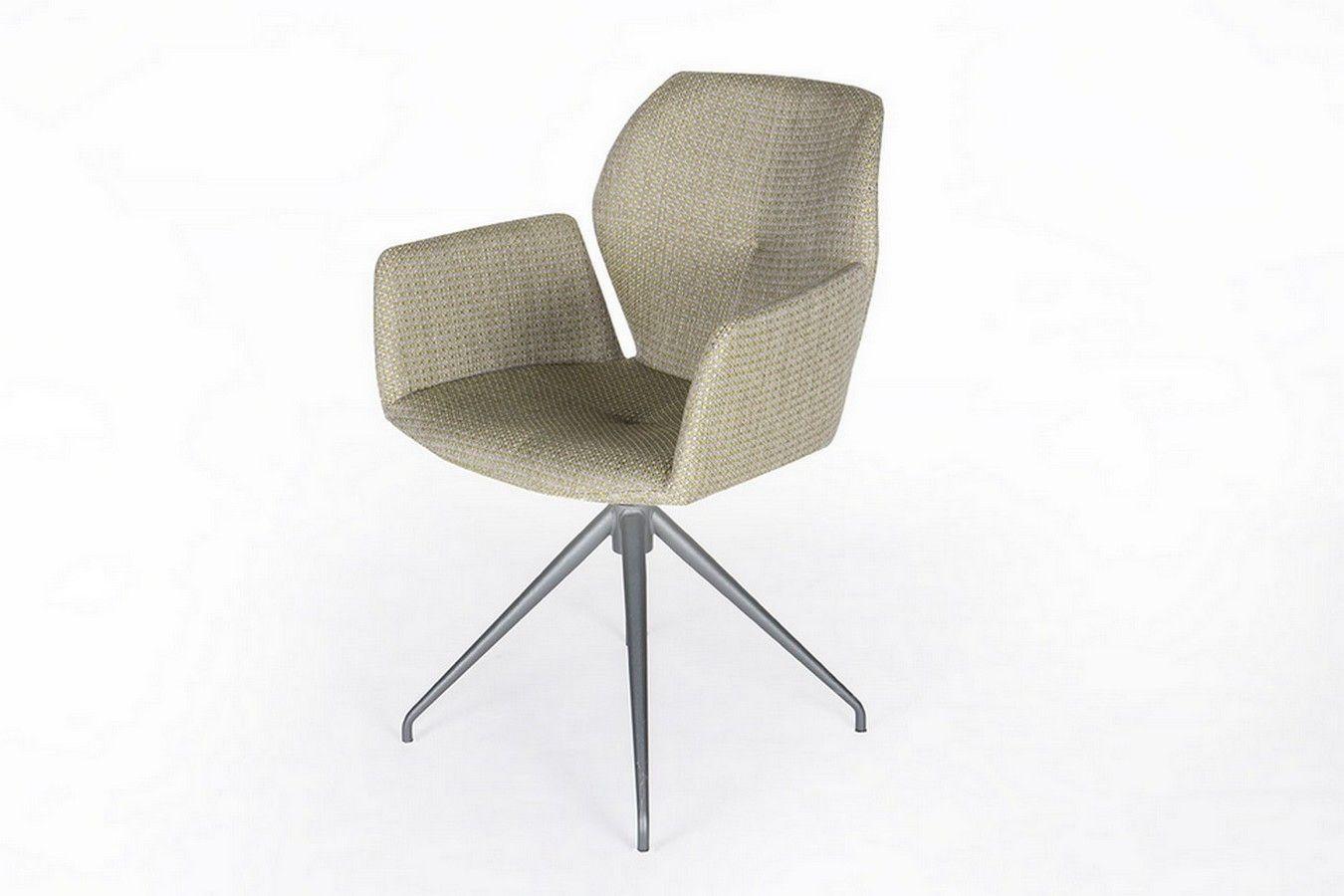 Besucherstuhl Freischwinger Konferenzstuhl Schwingstuhl Stoff Montreal Design