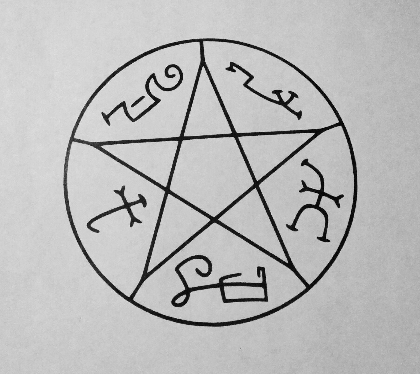 Картинки символы демонов