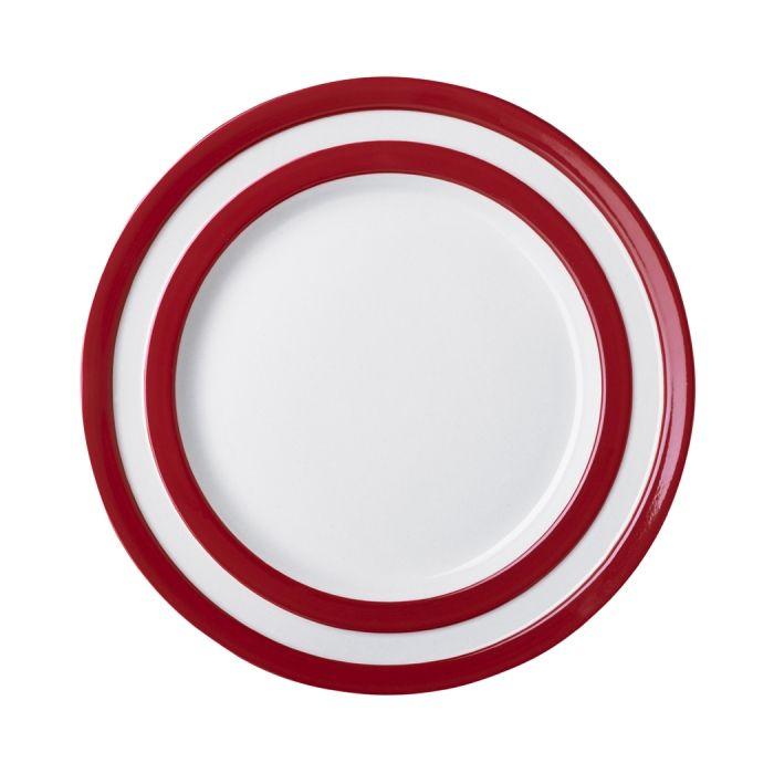 Set of 4 Cornish Red Lunch Plates - Cornishware® \u2013 Classic British Kitchenware by T.G.  sc 1 st  Pinterest & Set of 4 Cornish Red Lunch Plates - Cornishware® \u2013 Classic British ...