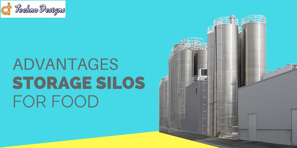 Advantages Of Storage Silos For Food Storage Silos Design