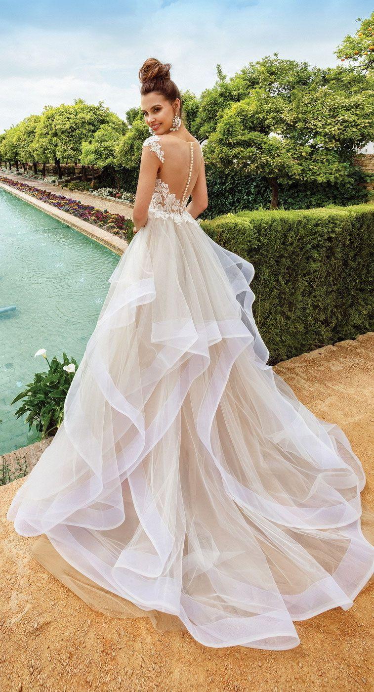 Wedding Dress Inspiration Simple Wedding Gowns Wedding Dresses Cute Wedding Dress [ 1400 x 757 Pixel ]