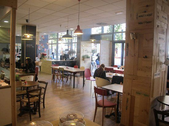 PAPAS & THE MAMAS: Un café kid-friendly y tienda bio en el Poblenou | DolceCity.com