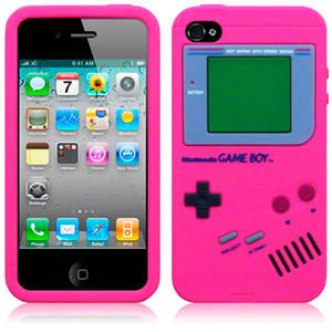 Details About Retro Gameboy Style Cases Covers For Iphone 4g 4s