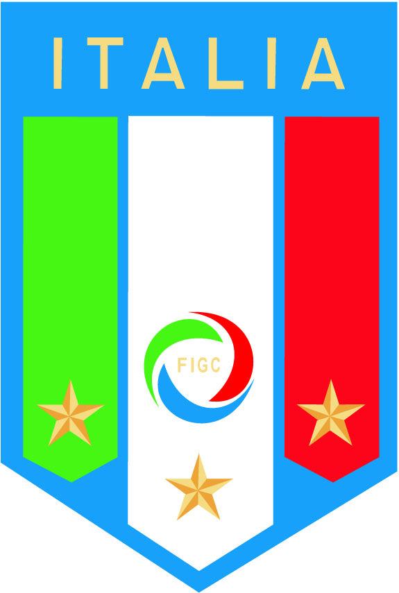 Italian Football Federation Italy National Team Logo Eps File Soccer Logo Italy Soccer Football Team Logos