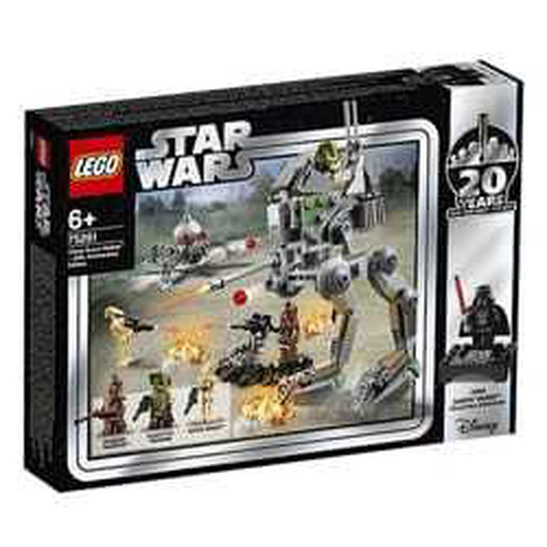 BOITE SET LEGO STAR WARS 75261 CLONE SCOUT WALKER 20 EME ANNIVERSAIRE