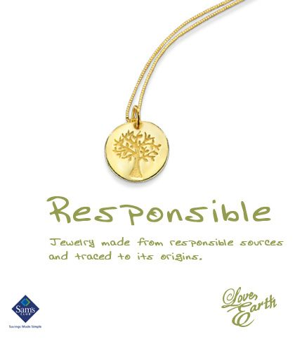 Love, Earth : Traceable Jewelry