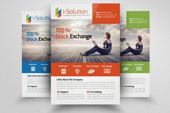 Business Training Flyer Template Pinterest Flyer Template