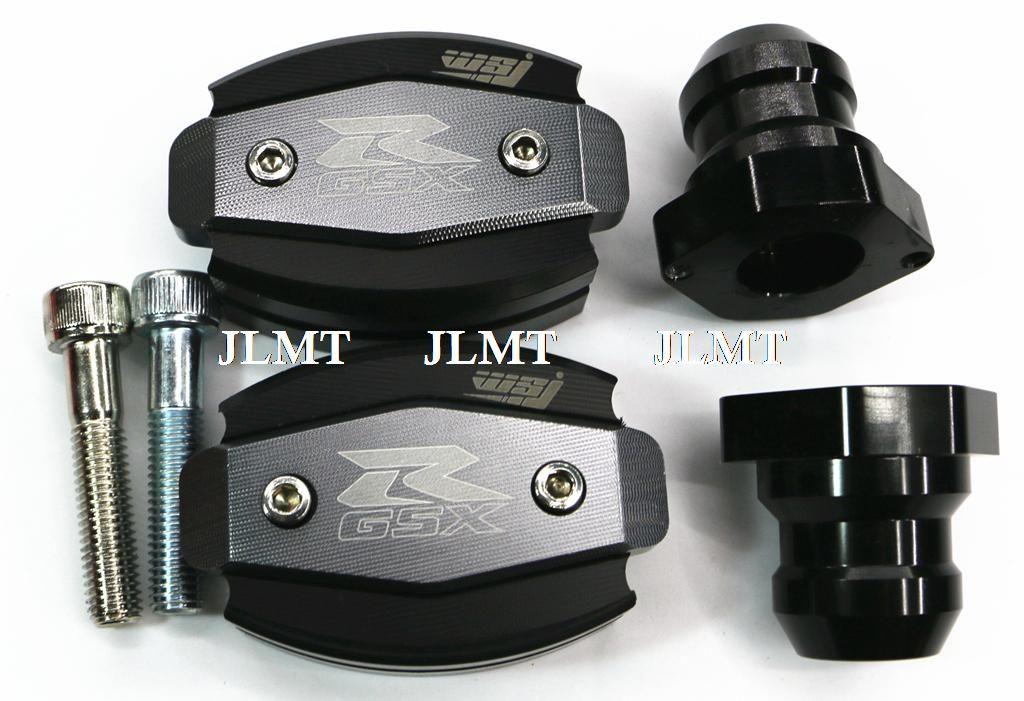 Falling Protection Crash Frame Slider GSXR GSX-R GSX R 600 GSXR600 ...