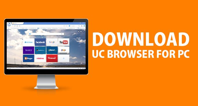 uc browser for pc gives searching, downloading, browsing