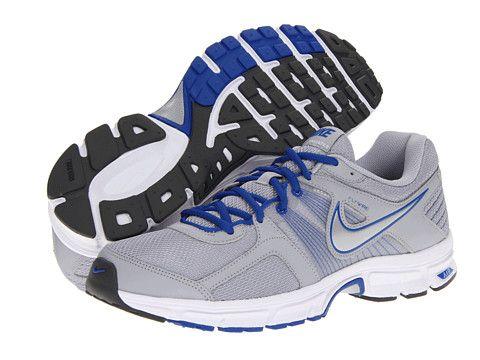 Nike Air Retaliate 2 Wolf Grey/Game Royal/Dark Grey/Metallic Silver -