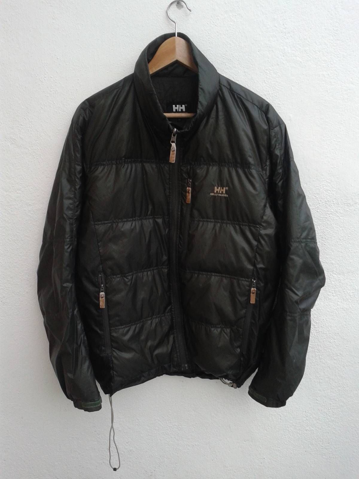 Helly Hansen Hh Goose Green Down Puffer Jacket Jackets Embroidered Monogram Down Jacket [ 1600 x 1200 Pixel ]