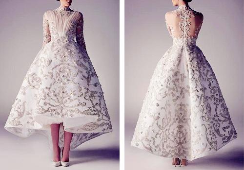 Hallelujah Weddings - Ashi Studio Spring/Summer 2015 Haute Couture