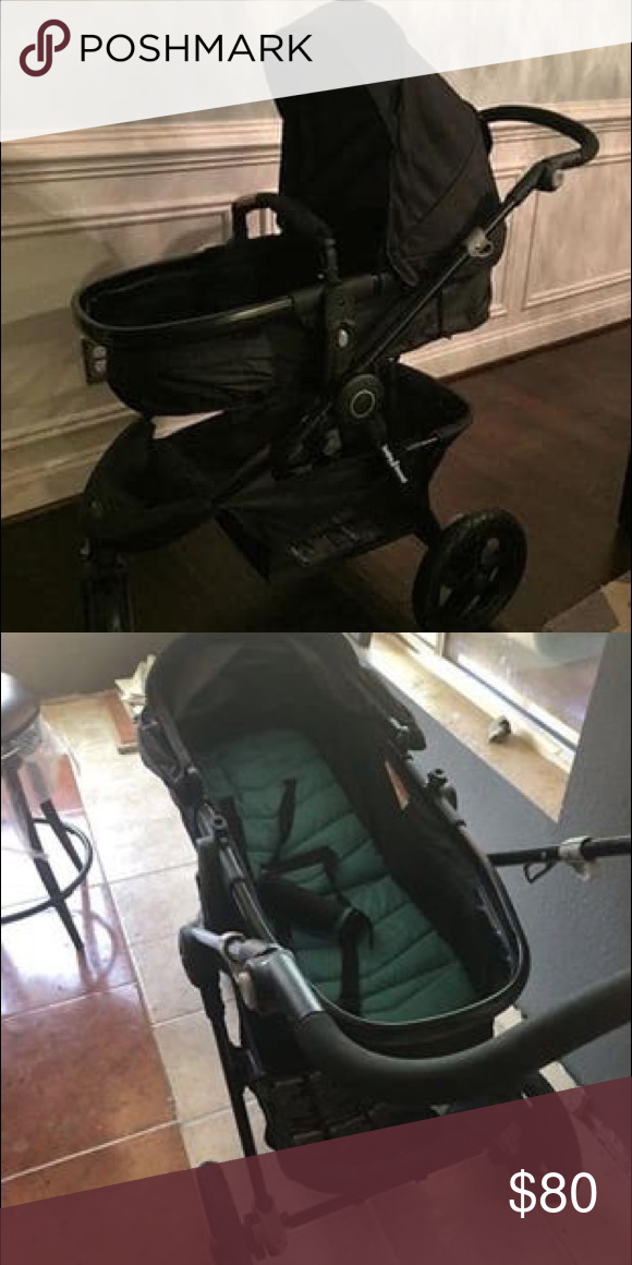 Baby Trend Debut Sport 3wheel Stroller New Other Baby