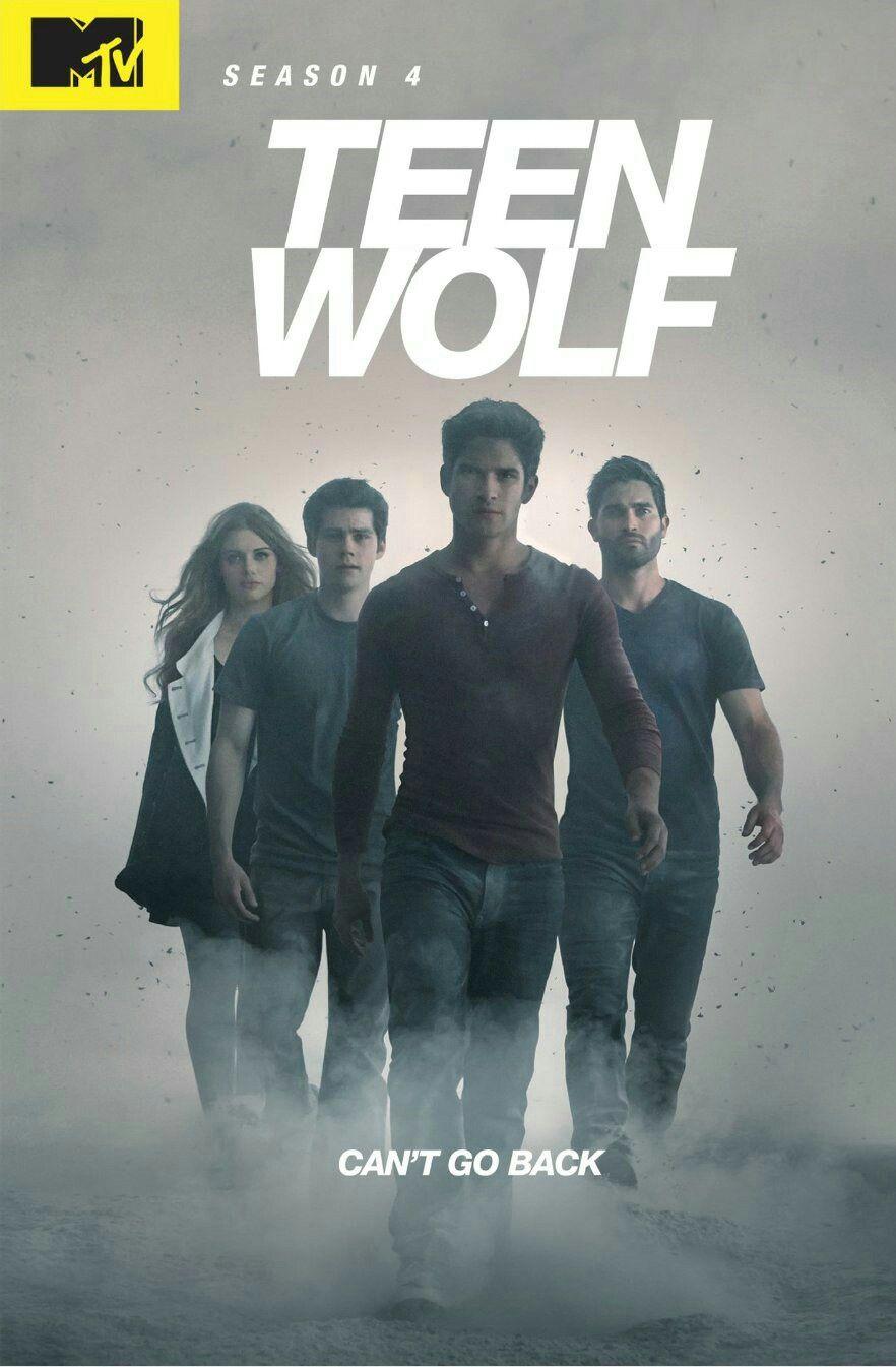 Teen wolf season 4 poster | Teen Wolf | Pinterest | Teen wolf