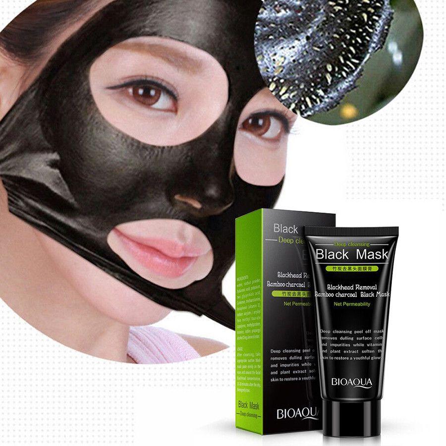 masque anti point noir bio