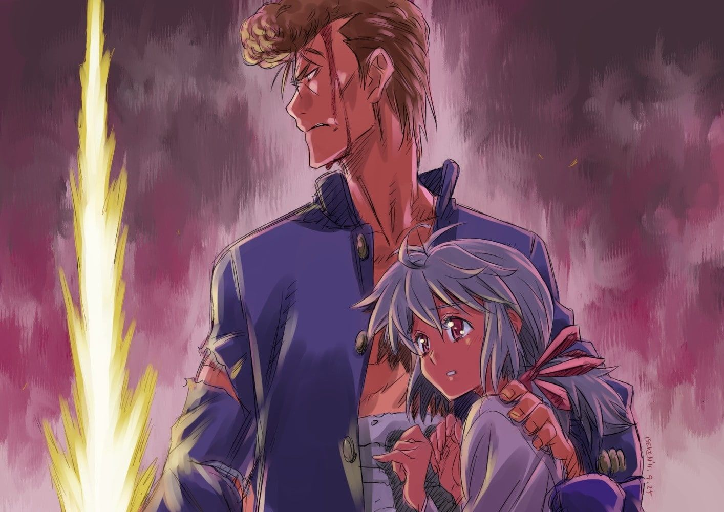 Anime Yu Yu Hakusho 720p Wallpaper Hdwallpaper Desktop Anime