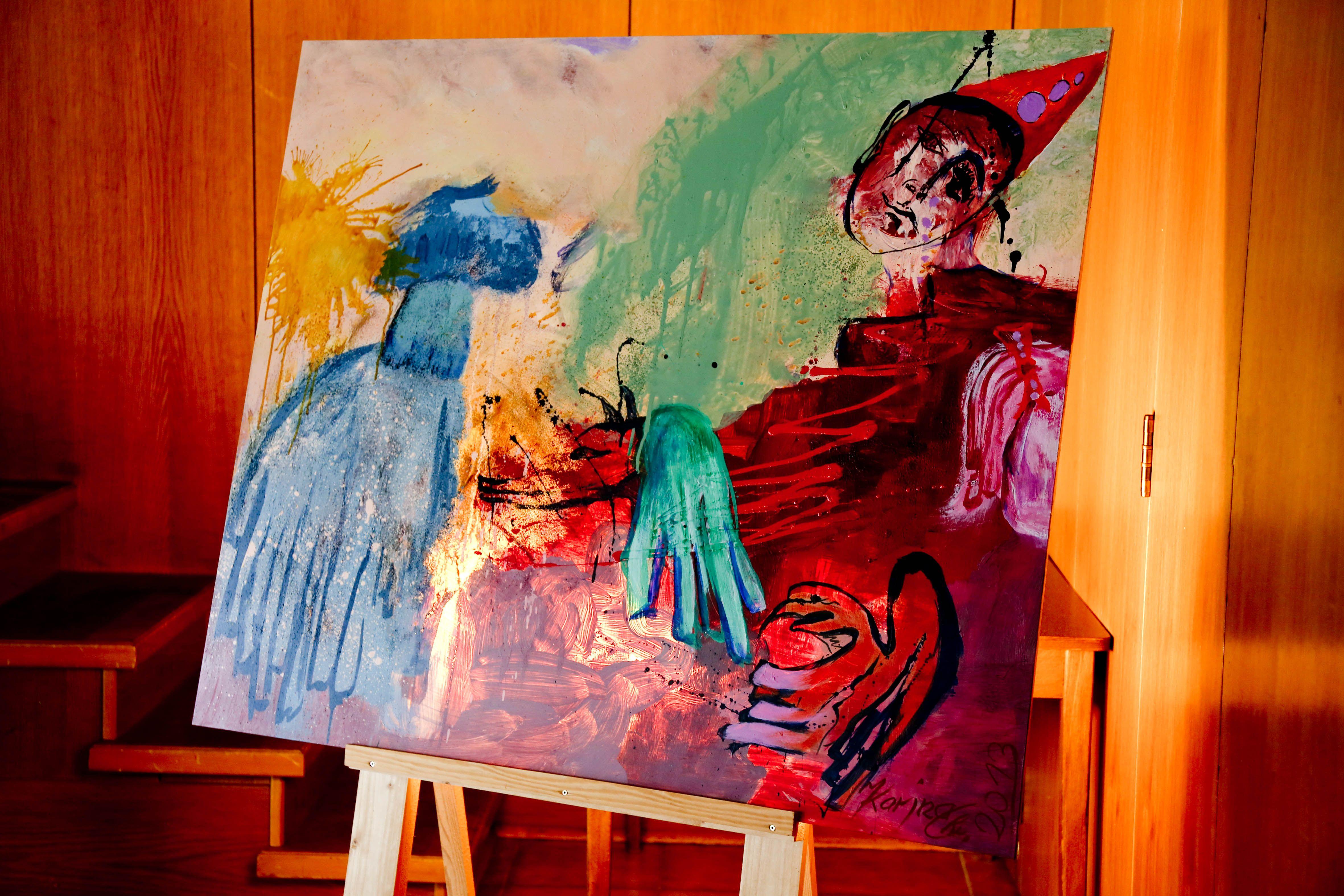 Kunstgalerie Karina im Hotel Zanker