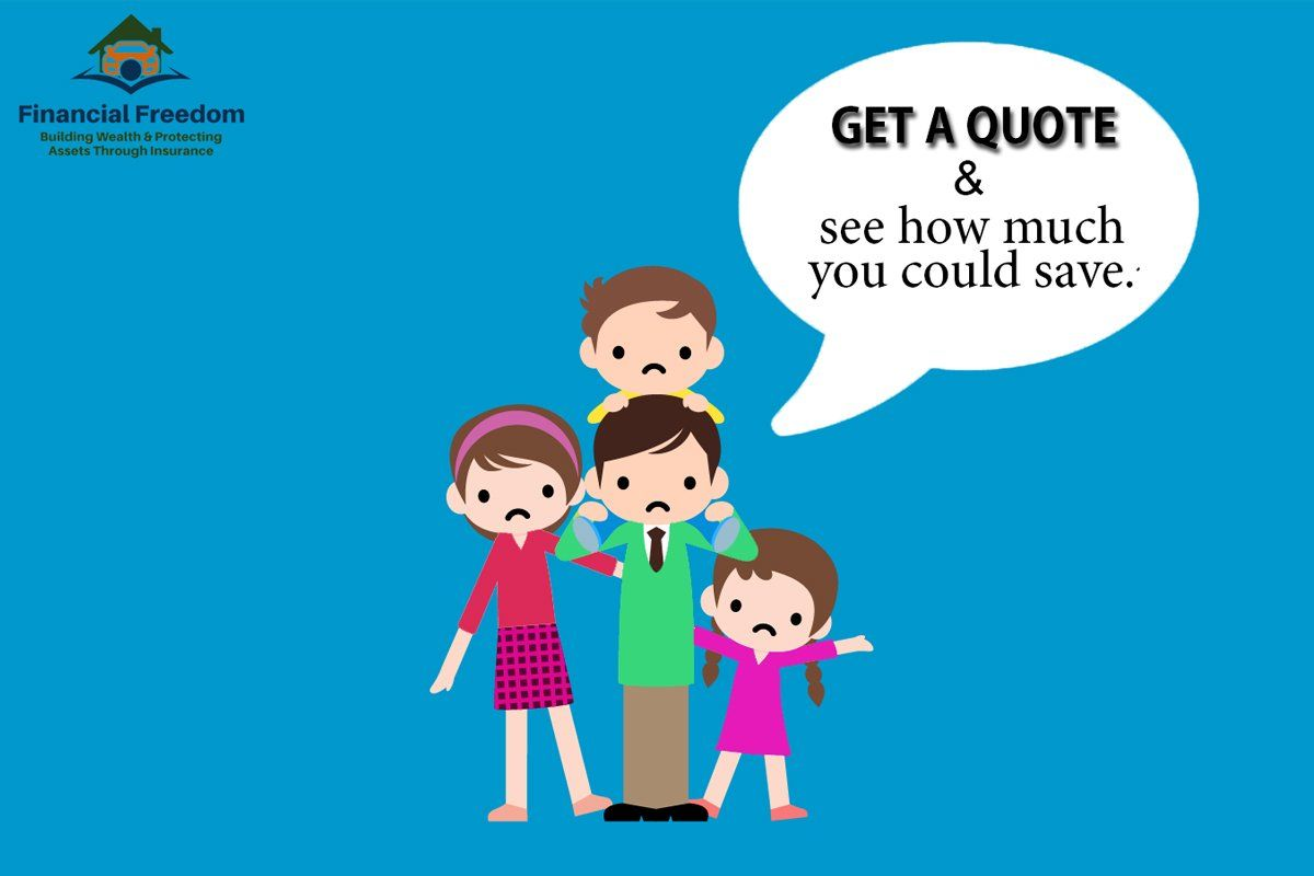 Get a quote see how much you could save in your