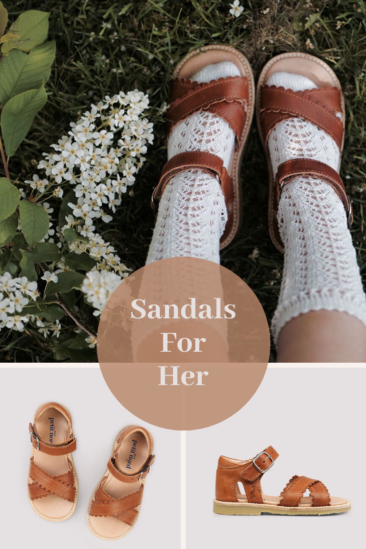 Kids sandals for girls i 2020