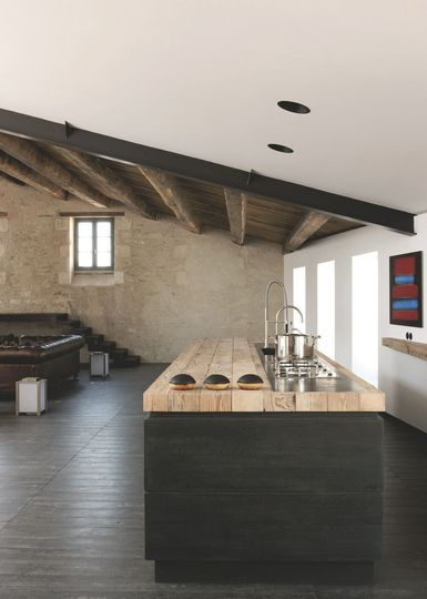 Cuisine Ouverte Idées Pour Concevoir La Sienne Maison - Faire une cuisine ouverte