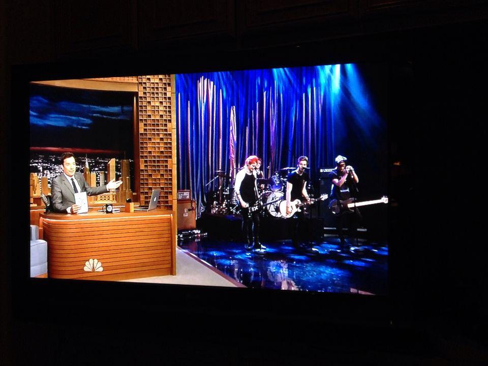 5 Seconds Of Summer Jimmy Fallon Tonight Show
