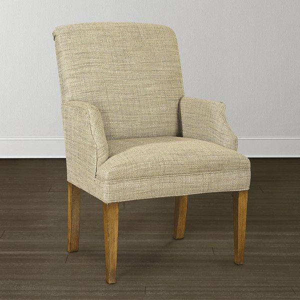 Bassett Furniture Avery Parsons Arm Dining Chair Is Available At Jacobs  Upholstery. A Favorite Dining