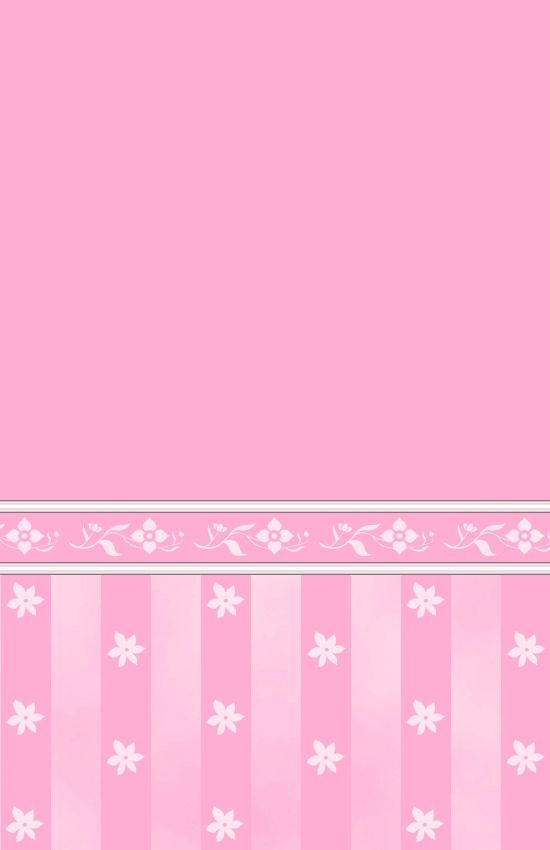 Dollhouse Pink Floral Wallpaper. | Wallpaper~background ...
