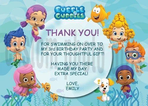 Free Free Template Bubble Guppies Birthday Party Invitations Bubble Guppies Birthday Party Bubble Guppies Birthday Birthday Invitations Kids