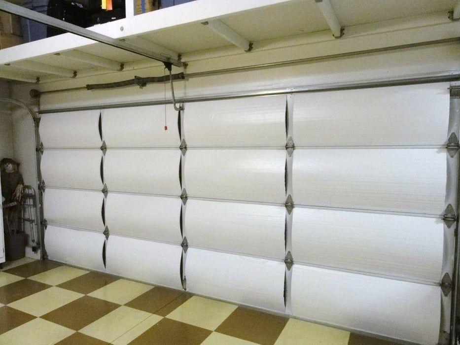 3 Steps Most Effective Way To Insulate Your Garage Door To Reduce Heat Gain Garage Doors Door Insulation Garage Door Insulation