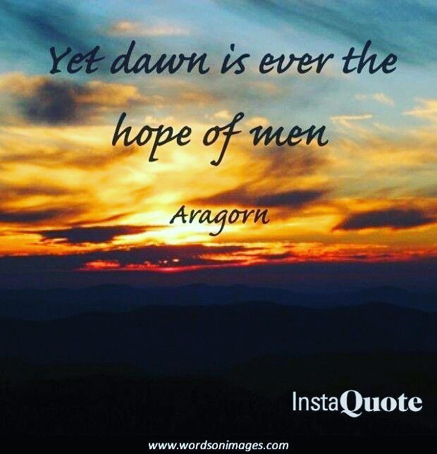 Good Morning Hobbit Quote: Good Morning #quote #quoteoftheday #quotes #quotetags