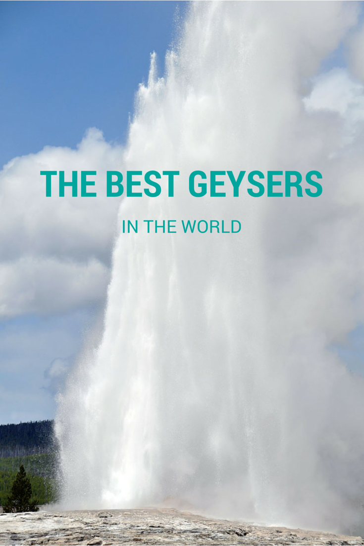 The best geyerser in the world - read all about them in our blog!