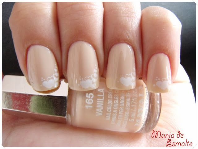 Mavala - 165 Vanilla | Beauty | Pinterest