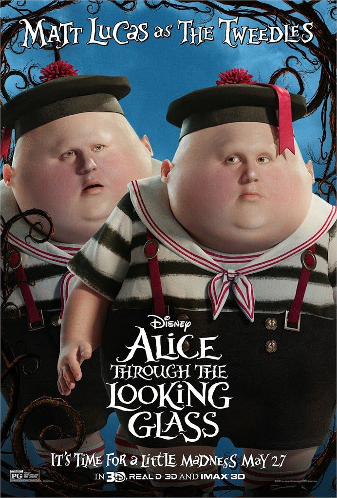 Alice Through The Looking Glass 2016 Alice In Wonderland