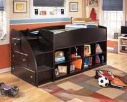 B239B32 In By Ashley Furniture In Winston Salem, NC   Embrace   Merlot 4  Piece