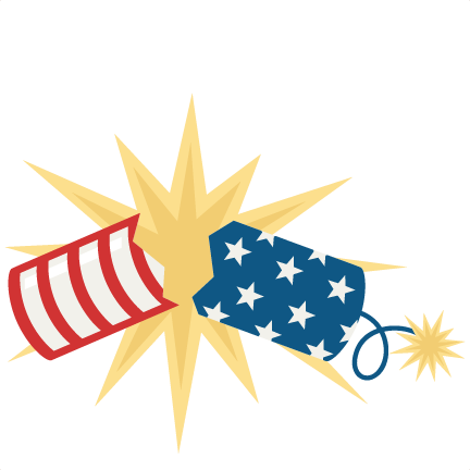firecracker blast svg scrapbook cut file cute clipart clip art files rh pinterest com