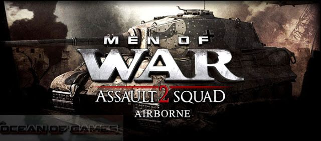 Men Of War Assault Squad 2 Airborne Free Download PC Game For Windows. Men of War Assault Squad 2 Airborne is an action and simulation game.  Men Of War Assault 2 Squad Airborne PC Game 2015 Overview  Men of War Assault Squad 2 Airborne is developed by Digitalmindsoft and is published under the banner of1C Company. This game was released on4thJune 2015. Men of War Assault Squad 2 Airborne is the 2ndDLC for Assault Squad 2. You can also downloadMen of War Assault Squad 2.  In this version…
