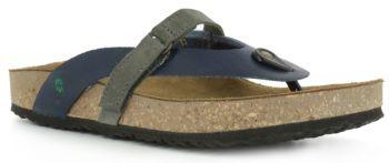 Womens Ne65 Stream Oiled Lux Suede Waraji T-Strap Sandals El Naturalista x2CbOsd