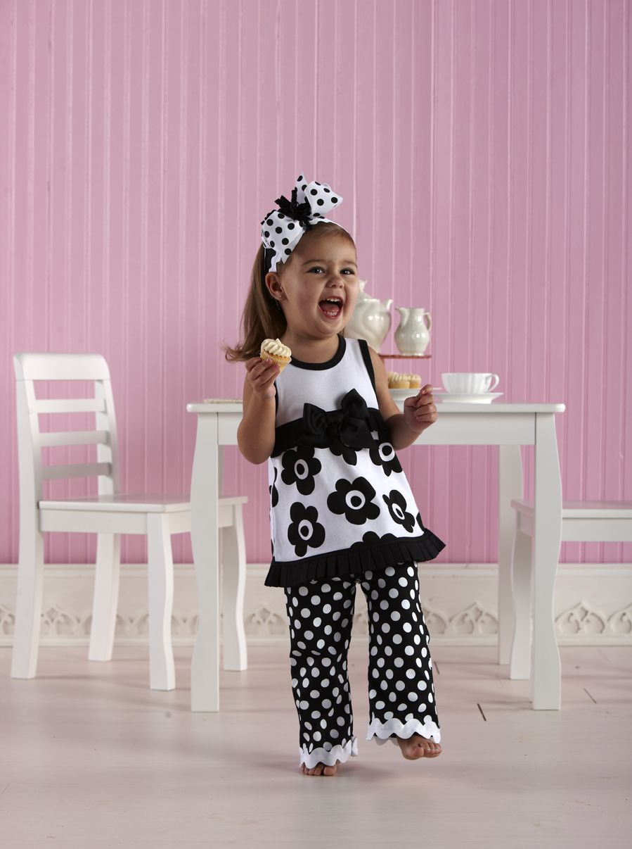 Baby Girl Clothes Boutique | Mud Pie Pleated Ruffle Dress with Bell ...
