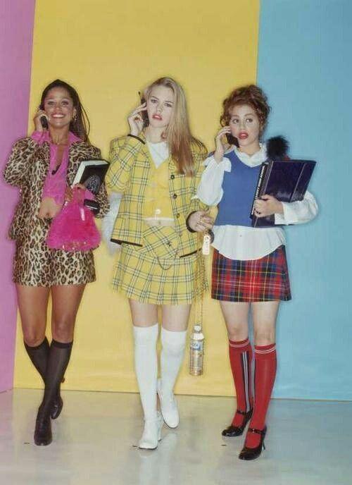 CLUELESS costume idea  sc 1 st  Pinterest & CLUELESS costume idea | TV u0026 Film appreciation | Pinterest ...