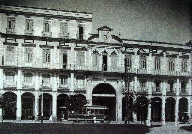Hotel pasaje calle prado 95 habana vieja hoy victima del for Calle prado camacho 8