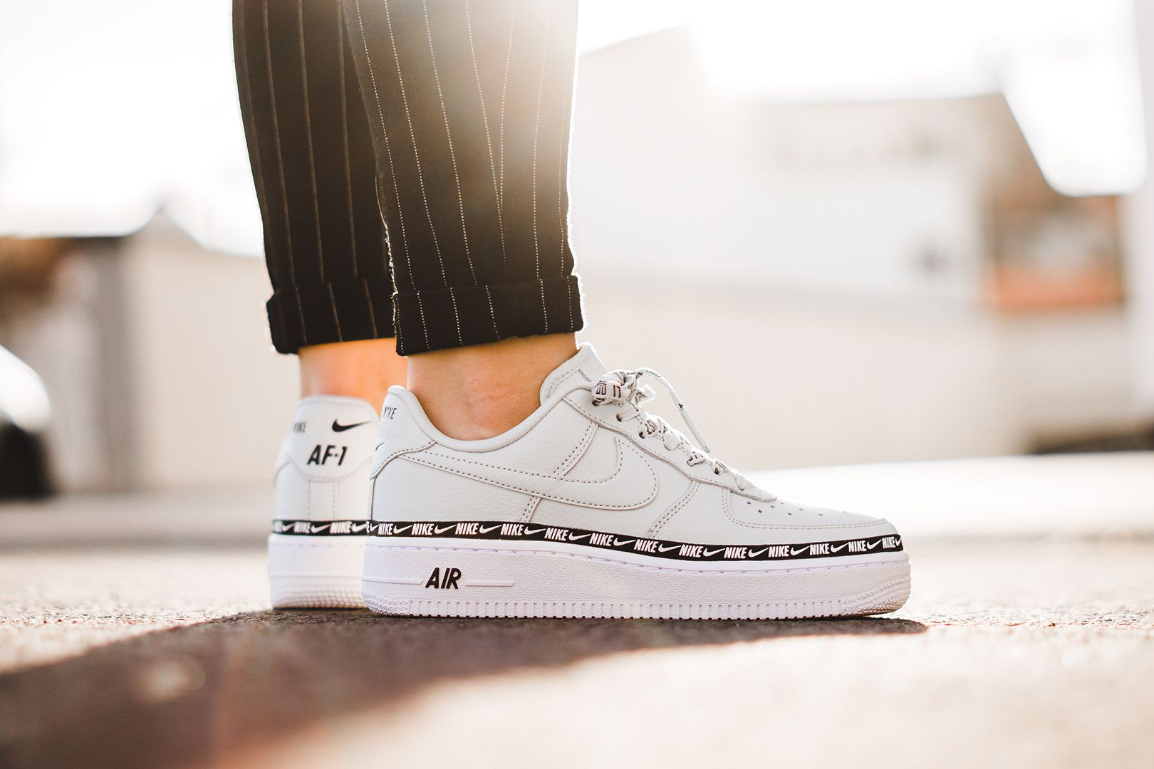 Nike WMNS Air Force 1 '07 SE Premium (mint / white) - AH6827 ...