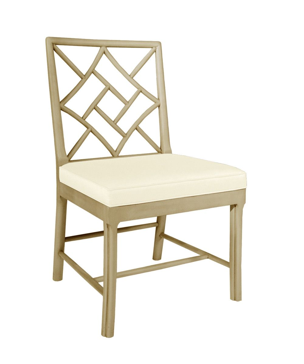 fretwork furniture. Fretwork Side Chair In Parchment \u0026 Cream - FURNITURE Seating Dining Chairs Furniture B