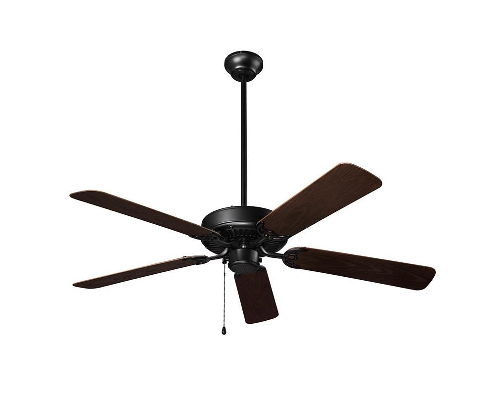 Nutone cfobq inch outdoor energy star wet rated ceiling fan