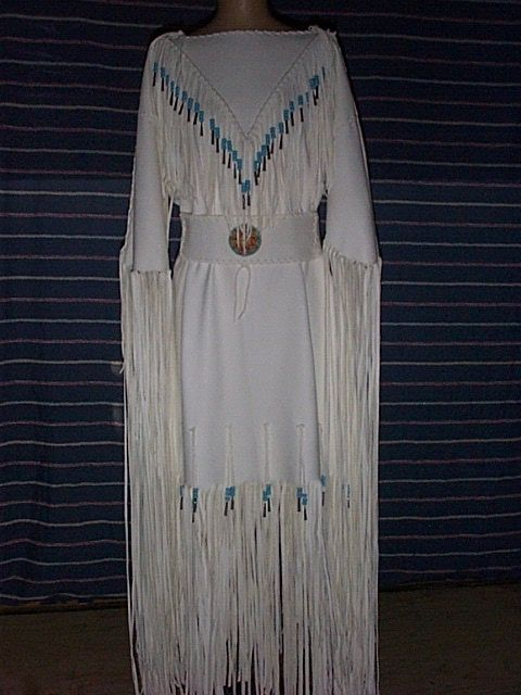 Native American Dress Patterns For Women