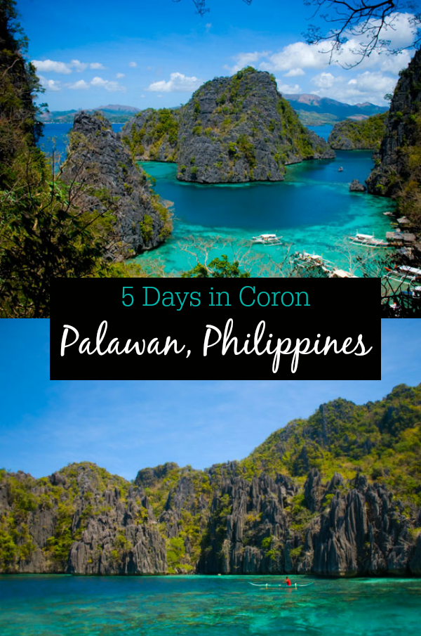 Snorkeling Rum And Island Hopping Five Days In Coron