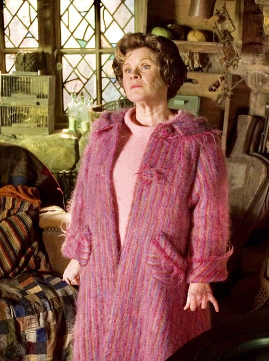Dolores Umbridge Harry Potter And The Order Of The Phoenix 2007 Dolores Umbridge Imelda Staunton Harry Potter Umbridge